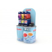 Self Service Slush Station - to suit a 3 tank machine