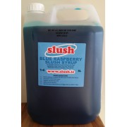 Blue Raspberry Slush Mix (4 x 5 litre bottles)