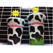Milkshake Cups Regular 12.oz